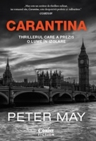 Carantina - Peter May