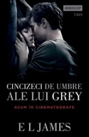 Cincizeci de umbre ale lui Grey - E.L James